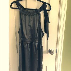 guess silk dress NWT